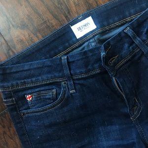 Hudson Jeans- sz 28 straight leg